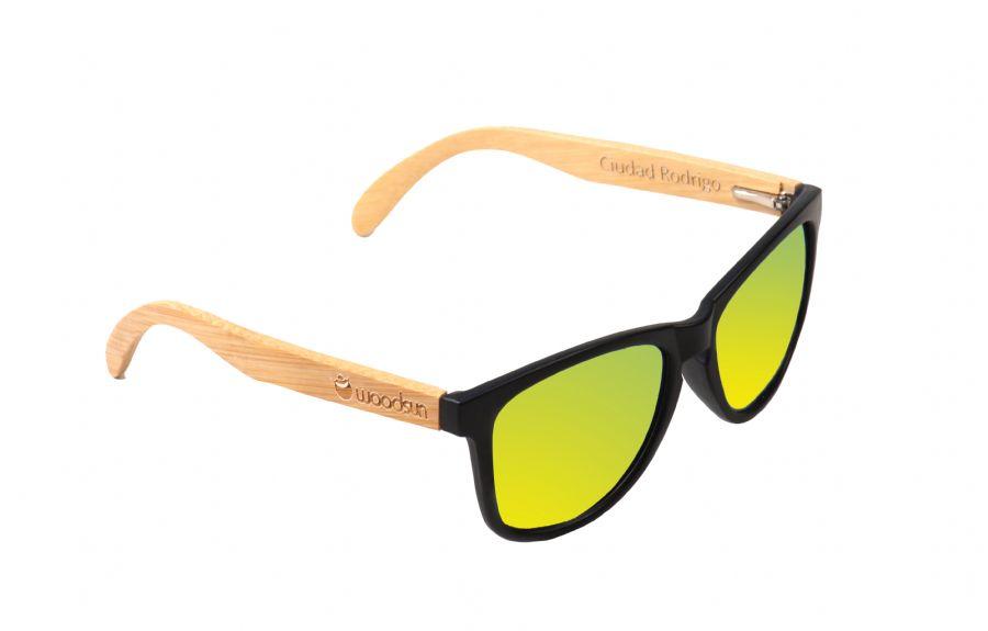 Gafas de sol de madera MIX Natural de Bambú